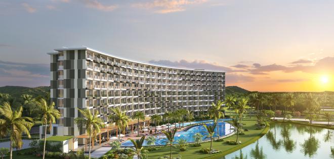 """Mua """"1 sở hữu 2"""" condotel dự án Movenpick Resort Waverly Phú Quốc - Ảnh 1"""