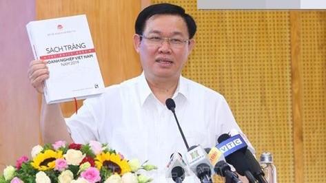 Sách Trắng Doanh nghiệp: 'Bức tranh' chính thống, toàn cảnh về doanh nghiệp Việt Nam