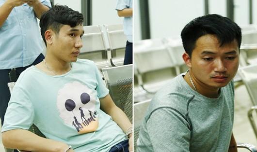 Bắt hai cựu du học sinh người Lào đưa ma túy vào Việt Nam