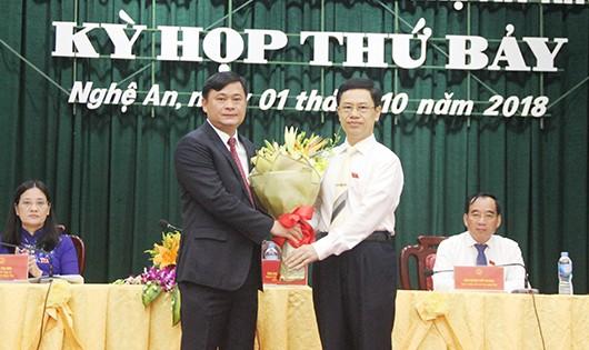 Thủ tướng phê chuẩn ông Thái Thanh Quý làm Chủ tịch UBND tỉnh Nghệ An