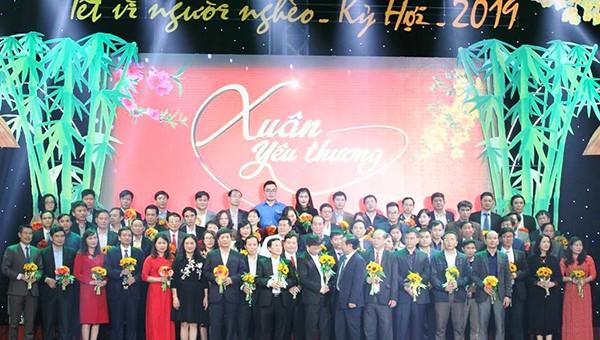 Gần 64 tỷ đồng hỗ trợ người nghèo ở Nghệ An vui Tết, đón xuân