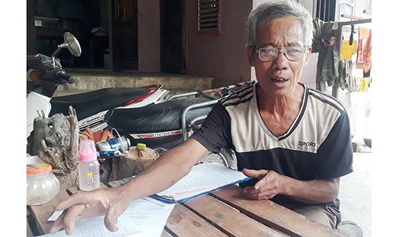 Quỹ hỗ trợ nông dân làm… khổ nông dân xã Quỳnh Tân (Nghệ An)