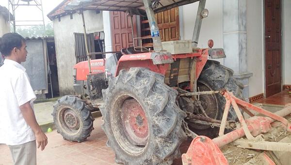 Kỷ luật cán bộ huyện nhận hơn 230 triệu đồng 'tiền cảm ơn' của nông dân