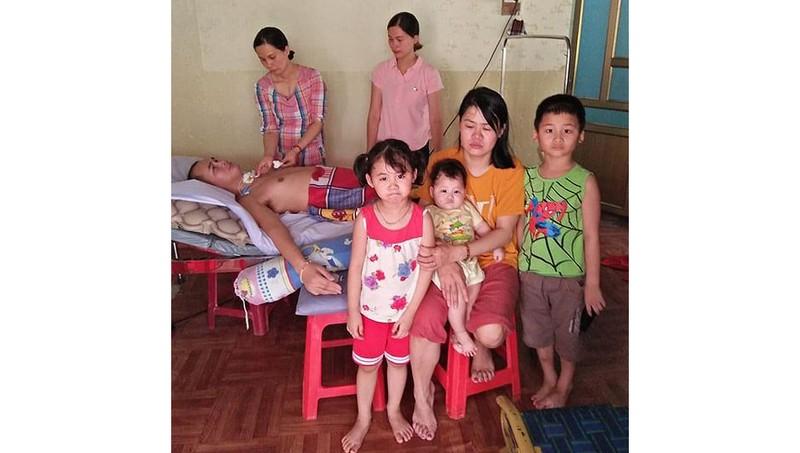 Hoàn cảnh thương tâm của một gia đình liệt sĩ ở Hà Tĩnh