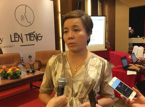 Giám đốc trung tâm CSAGA Nguyễn Vân Anh: 'Quy định về một số tội danh tình dục nghiêm trọng còn mơ hồ'