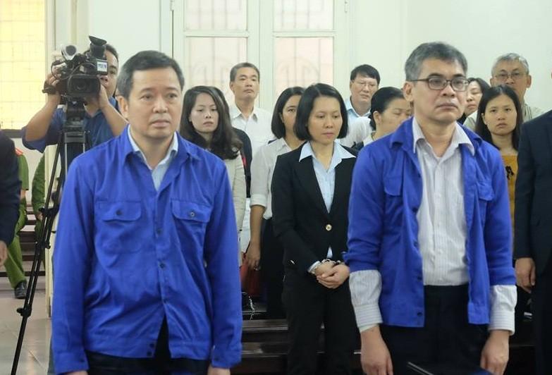 Nhận tiền lãi ngoài từ OceanBank, cựu TGĐ VSP bị đề nghị từ 4-5 năm tù