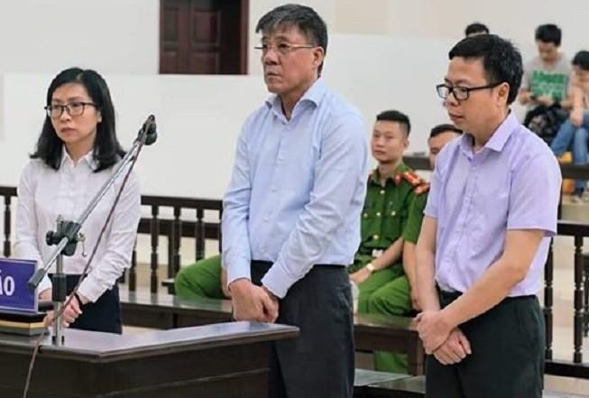 Nguyên TGĐ PVEP bị đề nghị mức án cao nhất 4 năm tù