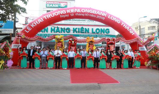 Kienlongbank khai trương mới 2 Phòng Giao dịch tại Bình Định và Đồng Nai