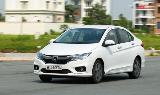 Honda Việt Nam triệu hồi hơn 1.500 xe Honda City bị lỗi cụm bơm khí túi khí phía trước ghế phụ
