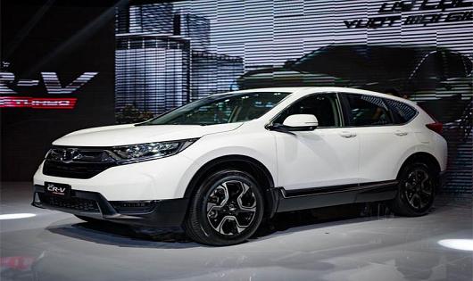 Doanh số bán ô tô của Honda Việt Nam tăng 148% so với cùng kỳ trong tháng đầu tiên của năm 2019