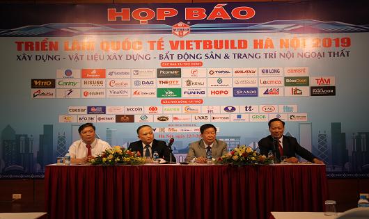 Sắp diễn ra Triển lãm Quốc tế Vietbuild Hà Nội 2019 lần thứ nhất