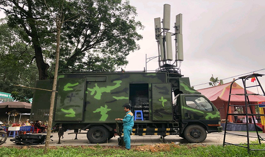 Dự báo nhu cầu 4G tăng 3.5 lần, mạng lưới Viettel vẫn sẵn sàng phục vụ khách hàng dịp Giỗ Tổ Hùng Vương
