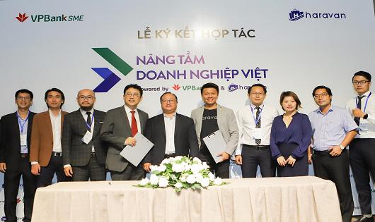 Chương trình hợp tác VPBank - Haravan: Nâng tầm 50.000 doanh nghiệp Việt