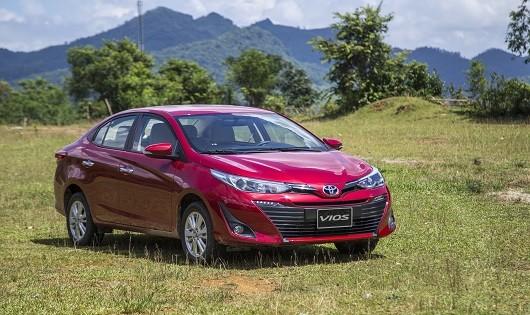 Toyota Việt Nam triển khai chương trình Quà tặng mùa hè cho khách hàng mua xe Vios