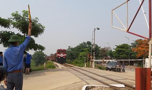 Ngành đường sắt thử nghiệm radar phát hiện chướng ngại vật tại đường ngang