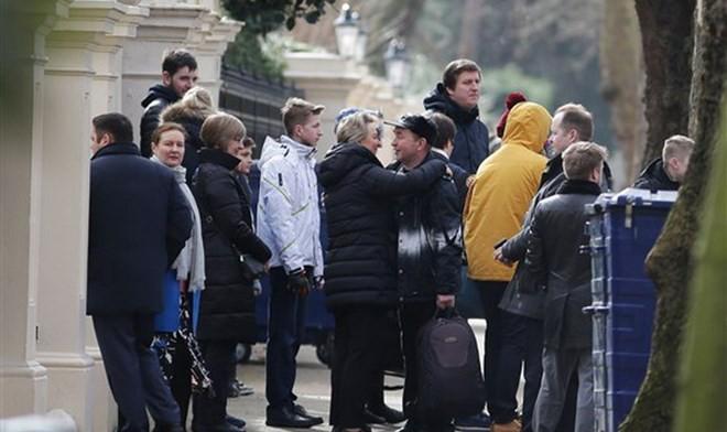 Mỹ đóng cửa lãnh sự Nga tại Seattle, trục xuất 60 nhà ngoại giao