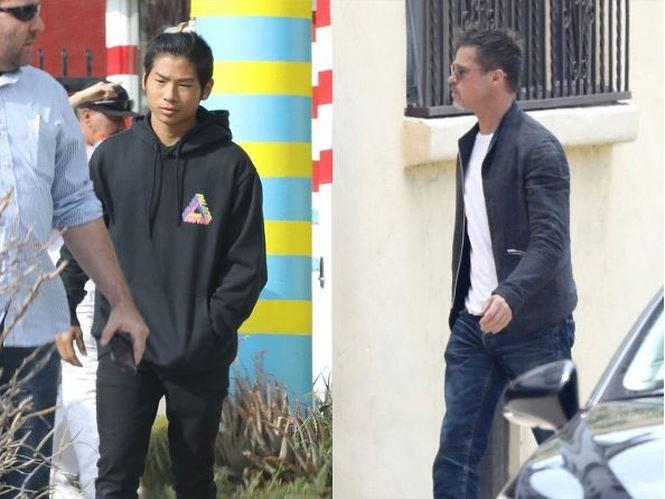 Pax Thiên – từ cậu bé gốc Việt bị bỏ rơi đến con của sao Hollywood - ảnh 12