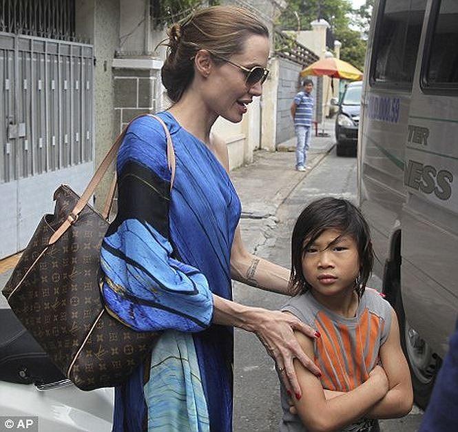 Pax Thiên – từ cậu bé gốc Việt bị bỏ rơi đến con của sao Hollywood - ảnh 8