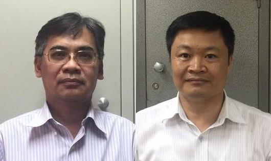 Bắt 2 nguyên Tổng giám đốc công ty thuộc Tập đoàn dầu khí Việt Nam