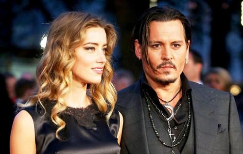 Johnny Depp và Amber Heard hoàn tất thủ tục ly hôn năm 2017. Ảnh: INSTARImage.