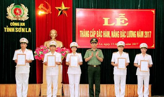 Bộ Công an lý giải việc dự thảo Luật bổ sung quy định phong hàm tướng ở tỉnh