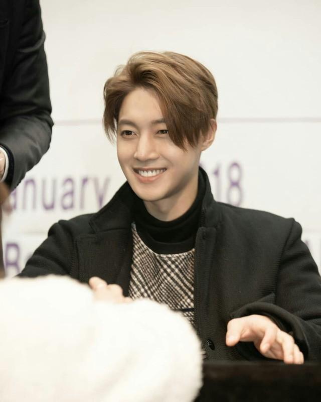 Kim Hyun Joong sẽ trở lại với khán giả yêu điện ảnh vào tháng 10/2018.