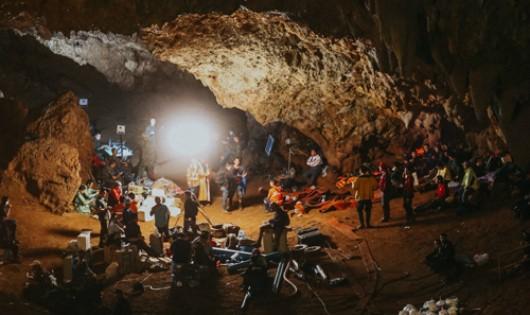 Thái Lan sẽ đóng cửa hang Tham Luang sau vụ giải cứu đội bóng