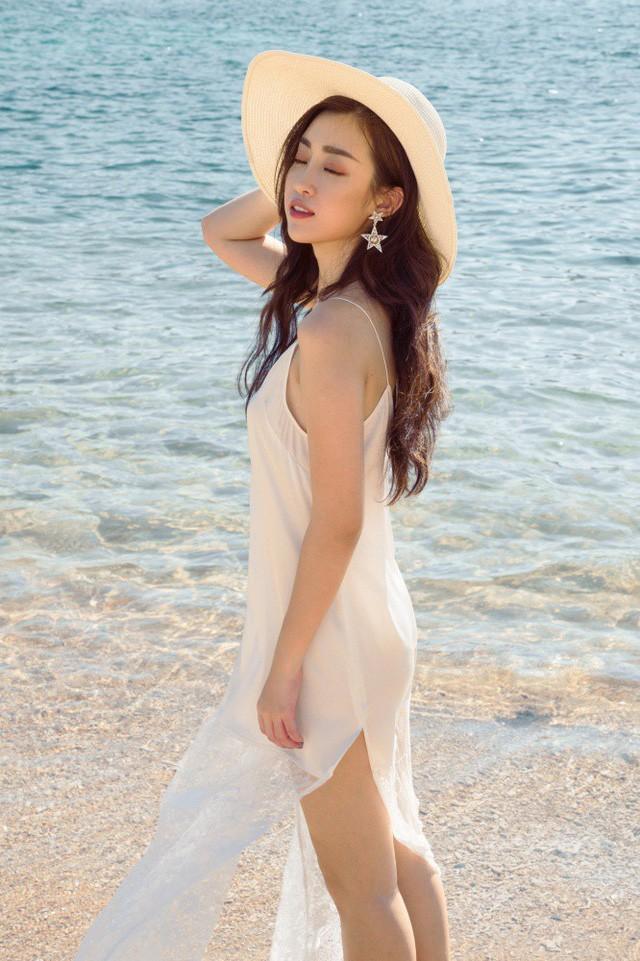 Đỗ Mỹ Linh cũng lọt vào top 64 Miss Grand Slam - Hoa hậu của các hoa hậu 2017.