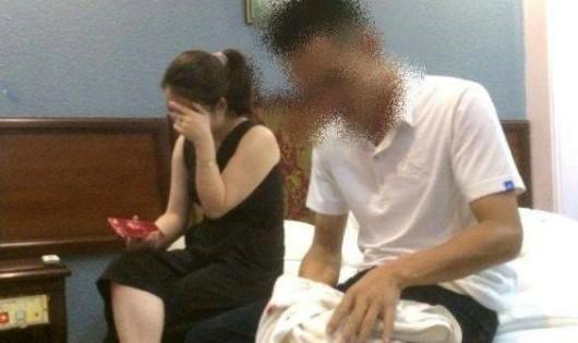 Chuyện phía sau vụ cô giáo bị bắt quả tang ở nhà nghỉ với cán bộ CSGT