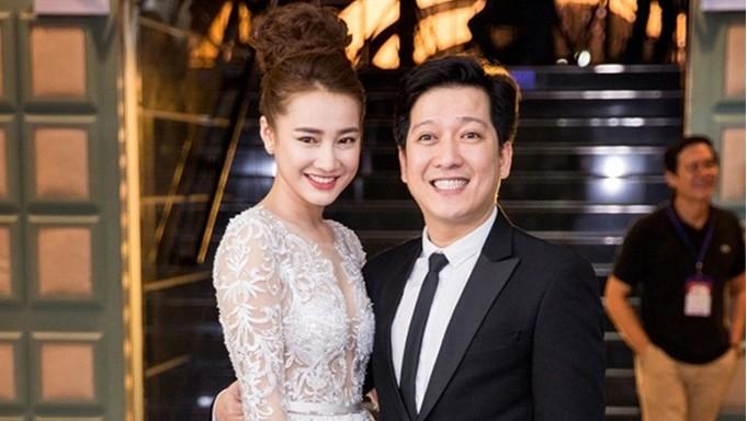 Nhã Phương sắp cưới Trường Giang