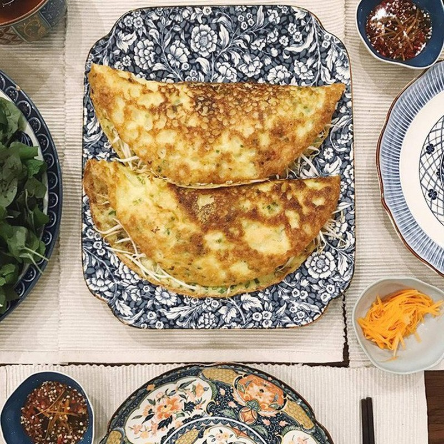 Hay đổi thực đơn bằng những món bánh giản dị.