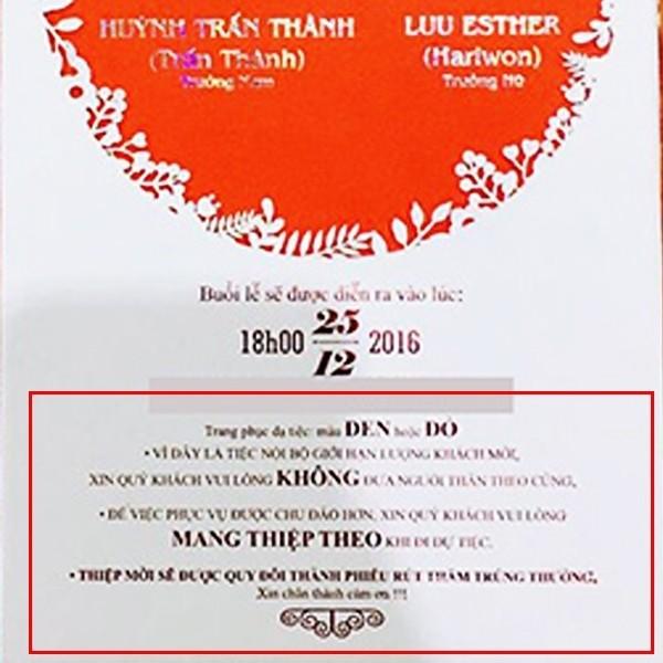 "lam khanh chi ""khoc"" vi 650 khach di 350 phong bi tien mung, sao viet khac thi sao? hinh anh 1"
