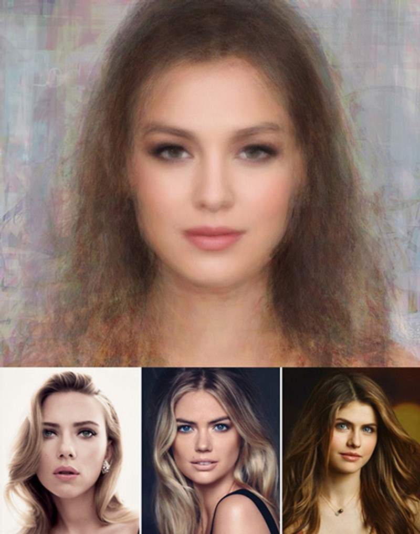 Kate Upton, Scarlett Johansson và Alexandra Daddario