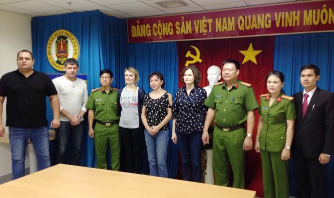 Dẫn độ 'nữ quái' nguy hiểm bị Nga truy nã trốn sang Việt Nam