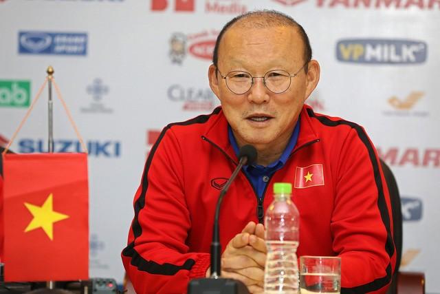 HLV Park Hang Seo: Đình Trọng có thể trở lại đội tuyển Việt Nam - Ảnh 2.