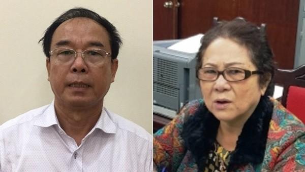 Khởi tố thêm tội danh với ông Nguyễn Thành Tài, bắt tạm giam bà Dương Thị Bạch Diệp