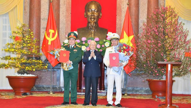 Tân Đại tướng Tô Lâm viết về đạo làm Tướng theo tư tưởng Hồ Chí Minh