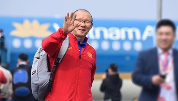 Kế hoạch năm mới của HLV Park Hang-seo với bóng đá Việt Nam