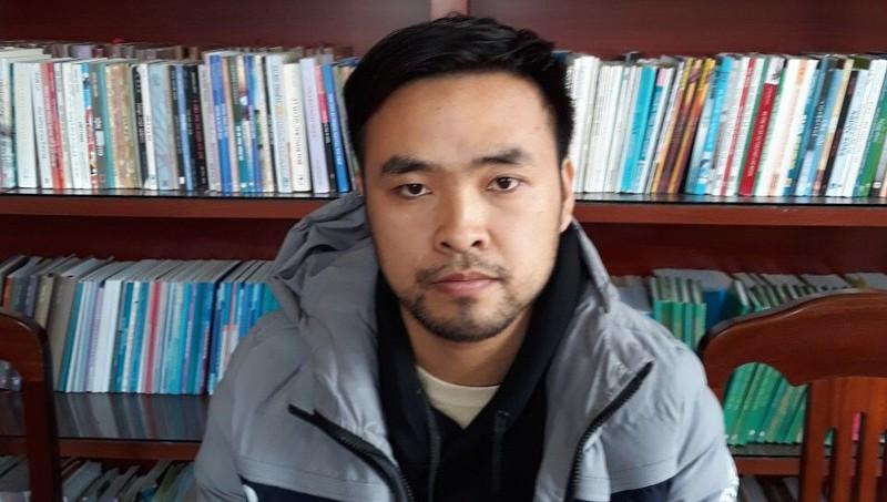 Bắt tên cướp 3 năm trốn nã bị Trung Quốc trả về - Ảnh 1