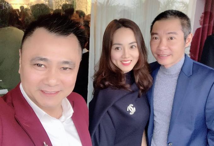NSND Trung Hiếu và vợ kém 19 tuổi làm tiệc cưới tại quê nhà Thái Bình - 3