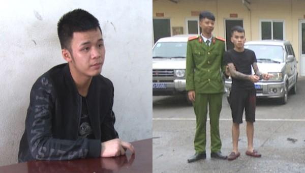 Học theo mạng xã hội, hai gã trai mới lớn đập 9 ô tô trộm tài sản trong 1 đêm