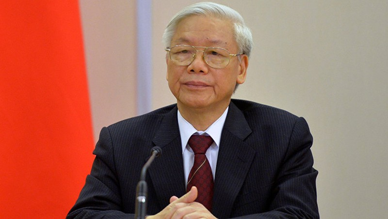 Tổng Bí thư, Chủ tịch nước Nguyễn Phú Trọng chia buồn với Tổng thống Sri Lanka