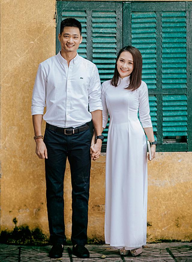 """Phản ứng của ông xã Bảo Thanh khi vợ có cảnh nóng trong """"Về nhà đi con"""" - 5"""