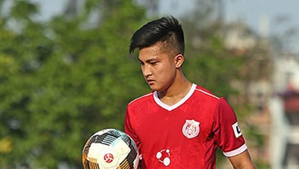 Phút 'chạm trán' ấn tượng khung thành Myanmar của cầu thủ Việt kiều Martin Lo