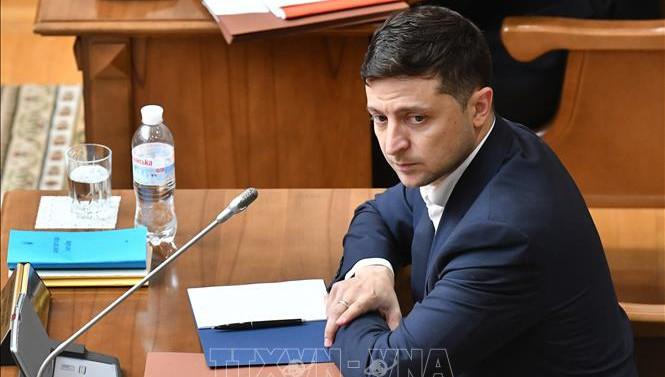 Tân Tổng thống Ukraine đề nghị Quốc hội cách chức Tổng Công tố