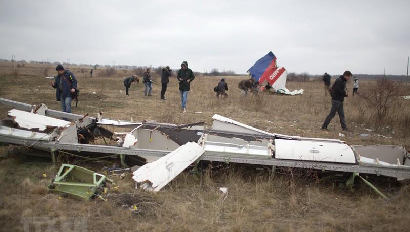 Ông Putin lên tiếng trước cáo buộc trách nhiệm của Nga vụ bắn hạ MH17