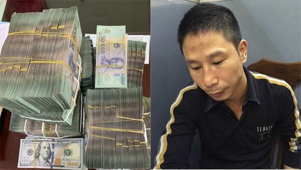 Bộ Công an phá đường dây đánh bạc liên tỉnh 1.600 tỷ đồng - Ảnh 1