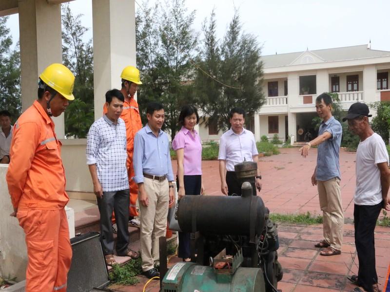 Quảng Ninh: Đảo Cô Tô mất điện, mỗi ngày thiệt hại chục tỷ đồng