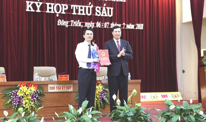 Quảng Ninh: UBND thị xã Đông Triều có tân chủ tịch