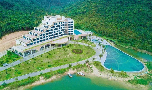 Khu du lịch sinh thái Diễn Lâm: Nơi trải nghiệm cung bậc cuộc sống
